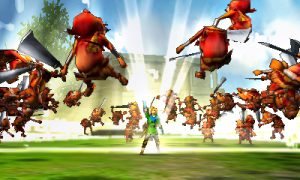 Link utilise le pouvoir d'une fée