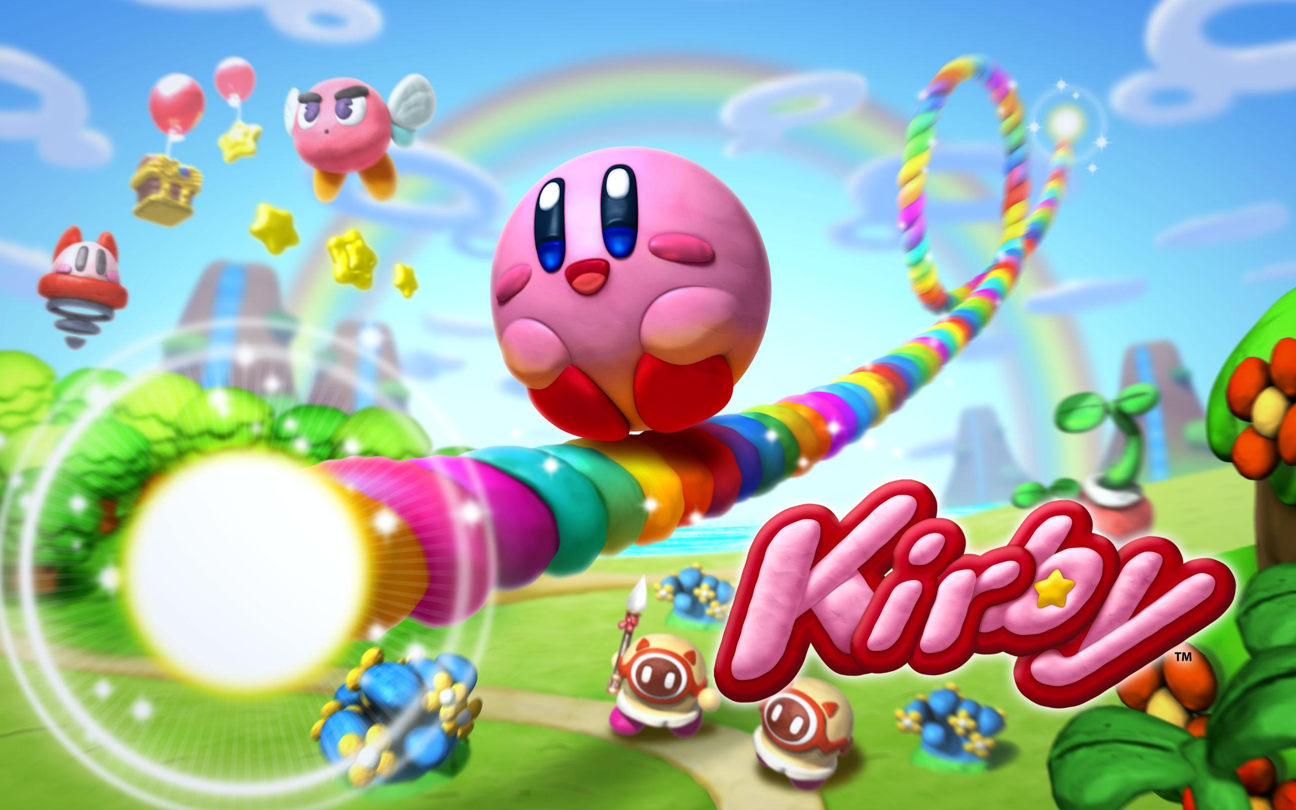 Kirby et le Pinceau Arc-en-ciel