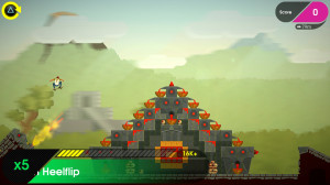 Oui, c'est un autel sacrificiel maya. Tkl