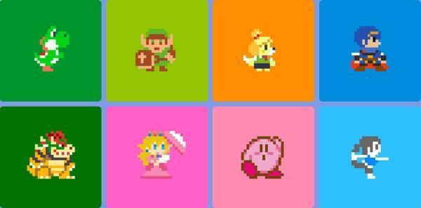 Super Smash Bros. ou Super Mario Bros. ?