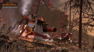 Les blindés et autres unités titanesques changent la donne habituelle du champ de bataille.