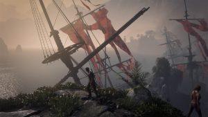 Une histoire de pirate pour terminer celle d'un pilleur de tombes.