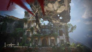 Les phases d'action sont très similaires à celles des jeux PS3, en plus spectaculaire.