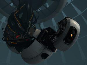 GLaDOS dans Portal 2.