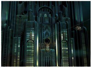 L'inspiration Art Deco est clairement visible dans Rapture.