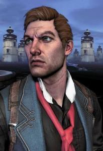 Booker DeWitt, protagoniste et antagoniste de Bioshock Infinite.