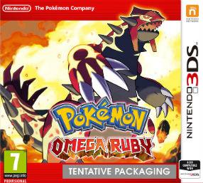 Pokémon Rubis Omega