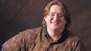 Gabe Newell en son jeune temps.
