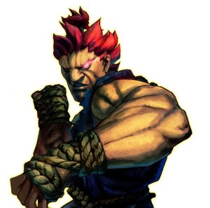 Son style de combat est une variante pervertie de celui utilisé par Ryu et Ken