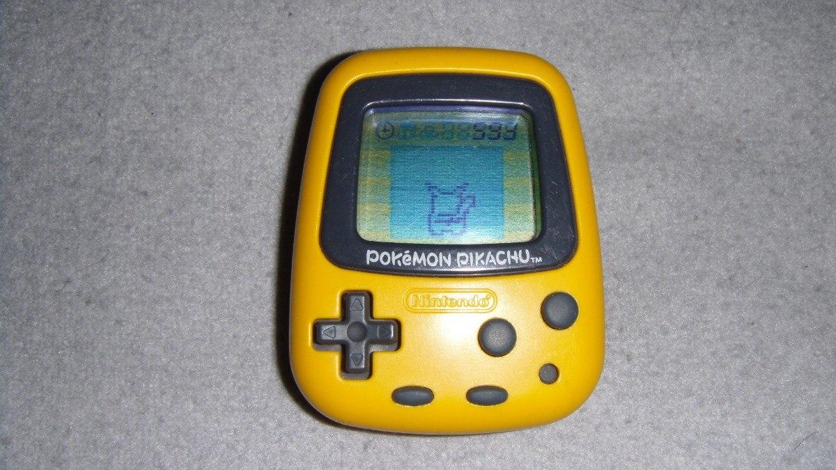 Le Tamagochi Pikachu
