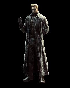 Le look que le monde retiendra, Resident Evil 5