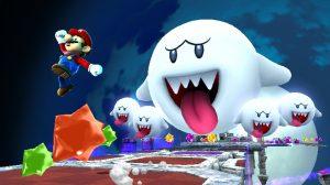 Des Boos dans Super Mario Galaxy 2 (Wii).