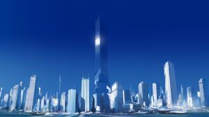 La ville du jeu Mirror's Edge.