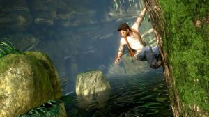 Uncharted est très clairement inspiré d'Indiana Jones, entre autres.
