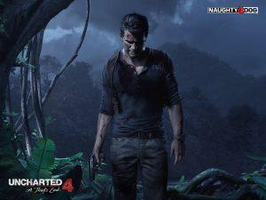 Uncharted 4 : A Thief's End marque l'arrivée de la saga sur PS4.