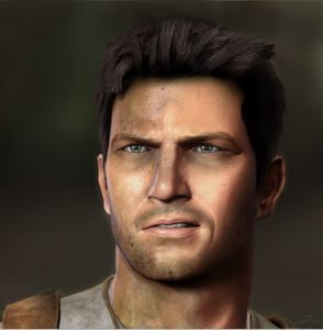 Nathan dans Uncharted : Drake's Fortune