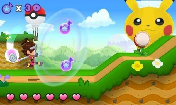 Pikachu dans HarmoKnight