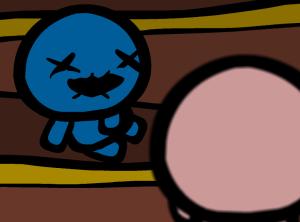isaac blue baby