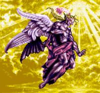 L'apparence ultime du dieu Kefka.