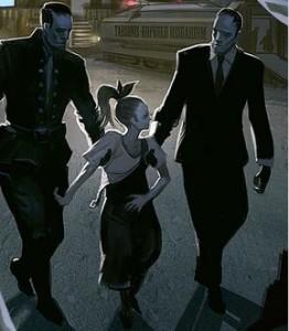 """Après avoir involontairement tué ses parents, Kerrigan est enrôlée de force dans le programme """"Ghost"""""""