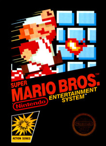 Super Mario Bros. (NES, 1985)