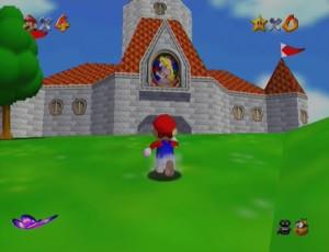 Super Mario 64 pose les bases du jeu de plateforme en 3D (N64, 1996)