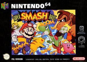Super Smash Bros. marque les débuts d'une nouvelle série à succès (N64, 1999)