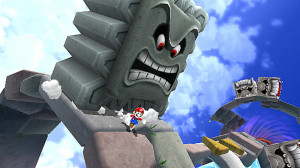 Super Mario Galaxy utilise la gravité pour renouveler le gameplay (Wii, 2007)