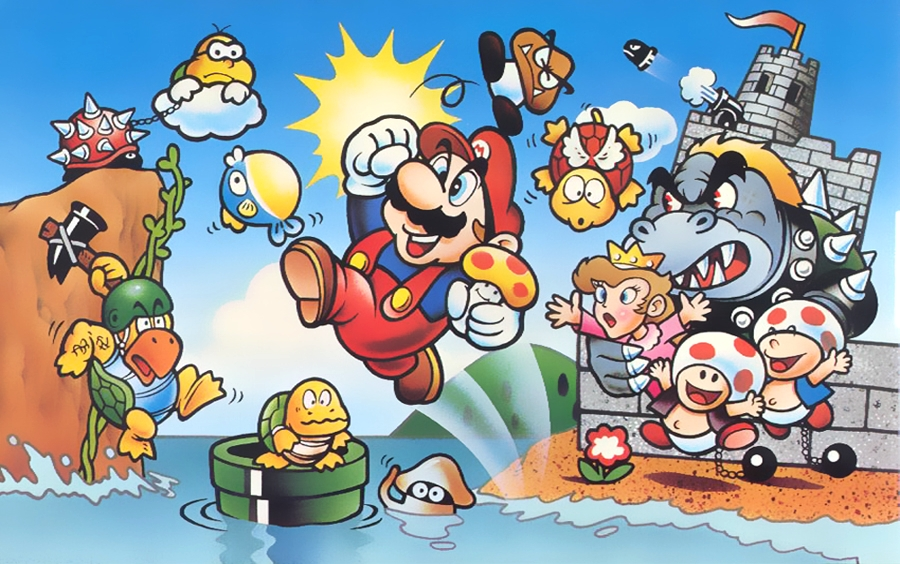 Mario Culture Games Culture Encyclopedie Et Histoire Du Jeu Video