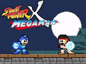 Un projet original pour les 25 ans de la série : Street Fighter X Mega Man