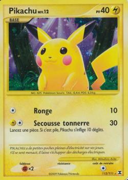 Carte à jouer et à collectionner Pokémon