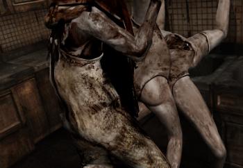 Les tortures psychologiques de James prennent formes avec Pyramid Head.