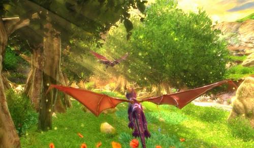 The Legend of Spyro : naissance d'un dragon (2008)