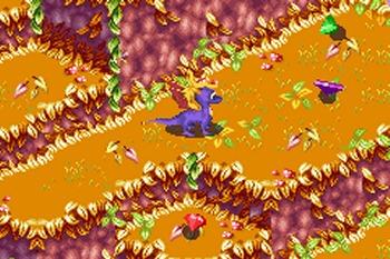 Spyro : Season of Ice (2001)