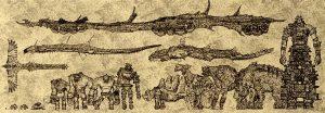 Les 16 colosses (artwork officiel)