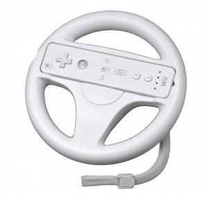 Wiimote et Wii Wheel