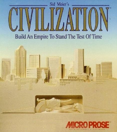 Le tout premier Civilization, celui où Sid Meier s'est le plus impliqué.
