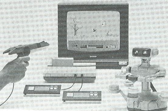 L'AVS, une version moderne de la Famicom.