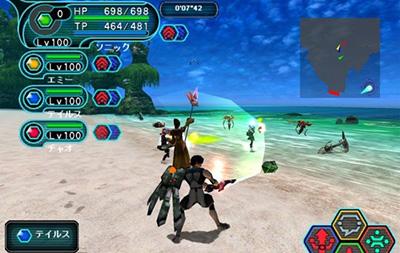 Phantasy Star Online marque l'arrivée des jeux de rôles en ligne sur console.