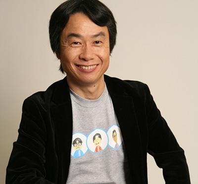 Shigeru Miyamoto déploie ses talents avec la Famicom.