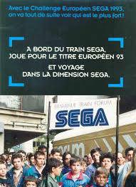 Tout comme Nintendo, SEGA avait ses champions.