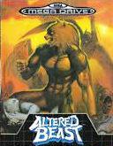 Altered Beast présent dans le packaging initial aux USA.