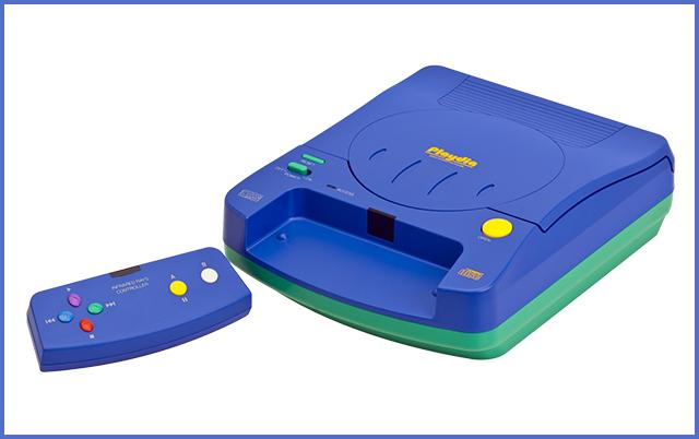 Console de jeu Playdia de Bandai