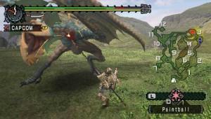 Image issue de Monster Hunter Freedom