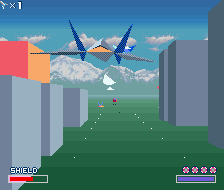 Star Fox, un univers et une technologie...
