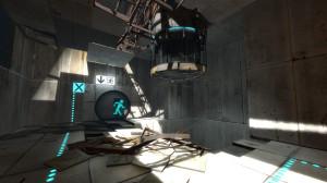 Portal 2, sorti en 2011 et utilisant le moteur Source.