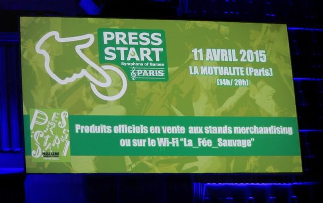 Press Start-Une