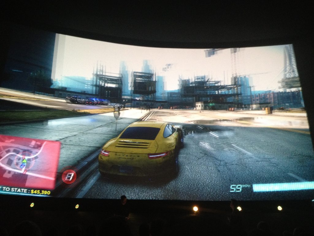 Course de Need For Speed