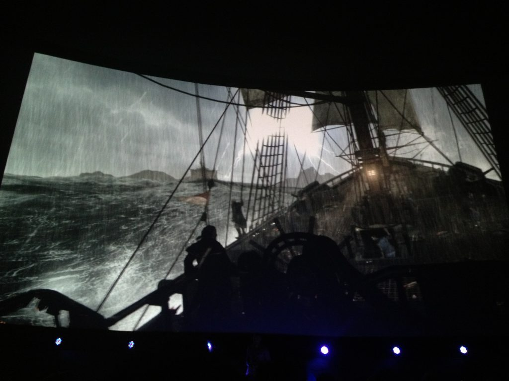 Bataille navale dans Assassin's Creed III
