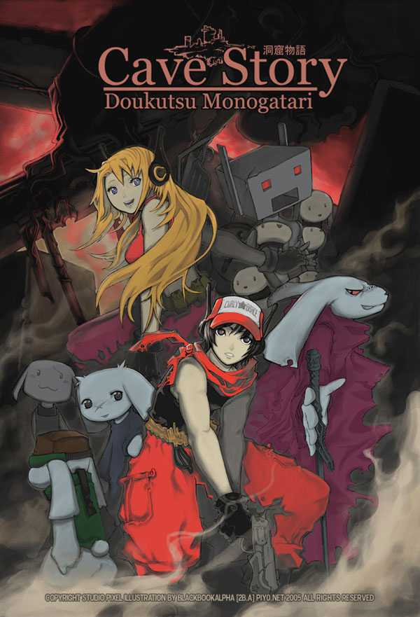 Screens Zimmer 3 angezeig: cave story pc